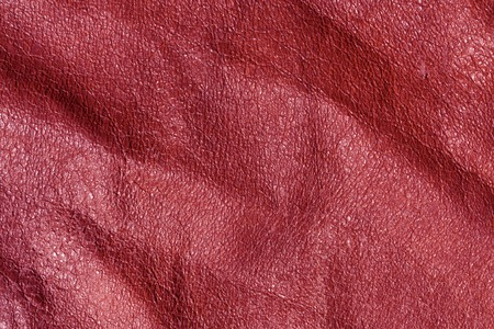 absract: Absract red leaher texture. Background and texture for design.