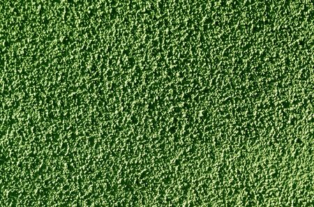 green house effect: Green plaster wall texture. Background and texture for design. Stock Photo