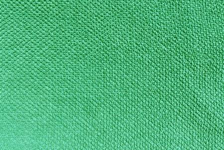 textura: Colore verde asciugamano texture. Sfondo astratto e texture per il design.
