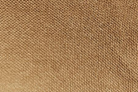 textura: Colore arancione asciugamano texture. Sfondo astratto e texture per il design. Archivio Fotografico