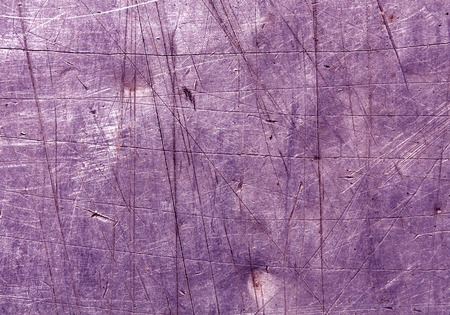 purple metal: Purple scratched metal surface. Abstract background and texture for design