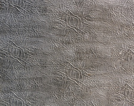 Grey artificial leather surface. Abstract background and texture for design.