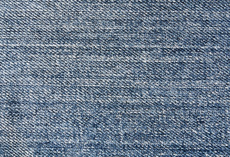 Blue jeans textile surface. Abstract background and texture for design.