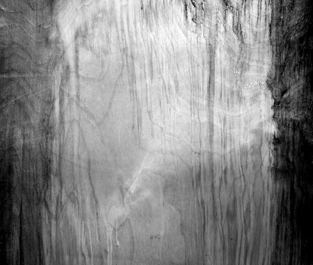 Weathered black and white fiberboard texture. Abstract background and texture for design.