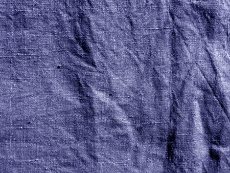 tela algodon: Blue color cotton cloth. Abstract background and texture for design.