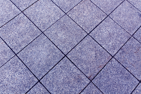 Blue color pavement texture. Background and texture.