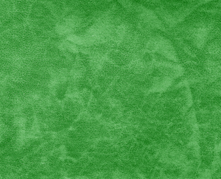 Green color leather pattern. Abstract background and texture for design.