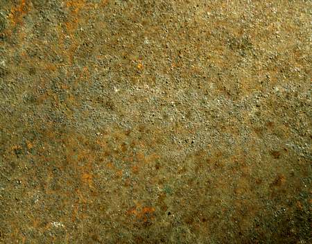 Rusty old brown metal texture. Background and texture.