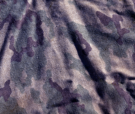 soldiers: Dirty old camouflage cloth pattern. Abstract background and texture for design