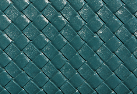 leatherette: Blue color leather pattern. abstract background and texture for design. Stock Photo
