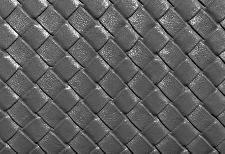 leatherette: Gray color leather pattern. abstract background and texture for design.