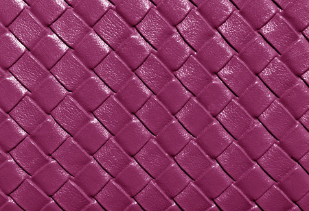 leatherette: Pink color leather pattern. abstract background and texture for design. Stock Photo
