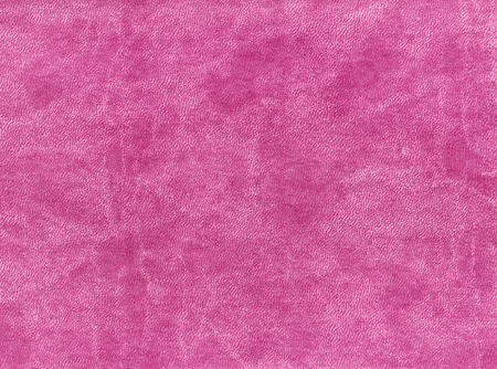 leatherette: Pink color artificial leather texture. abstract background and texture. Stock Photo