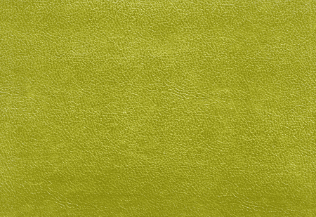 leatherette: Yellow color leather texture Color background and texture Stock Photo