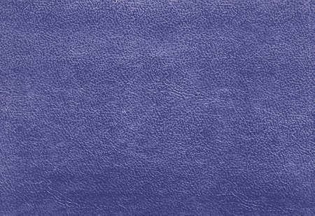 leatherette: Blue color leather texture Color background and texture