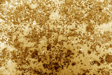 Orange toned rusted metal surface. abstract background and texture for design