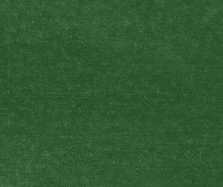 Green color artificial leather surface. Abstract background and texture for design. Stock Photo