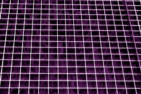 Metal grid texture in purple tone. Abstract background and texture for design. 版權商用圖片
