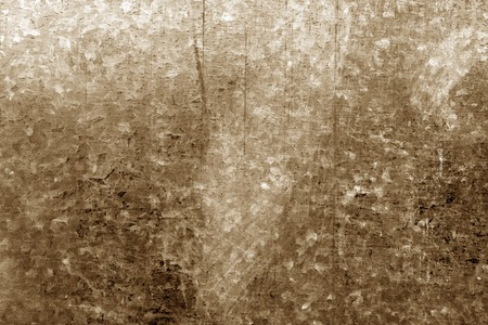 Old metal surface with scratches in brown tone. Abstract background and texture for design. Stock fotó