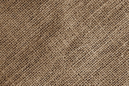 Texture de tissu de coton de couleur marron. Abstrait et texture.