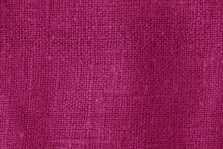 Sack cloth texture in pink color. Abstract background and texture for design.