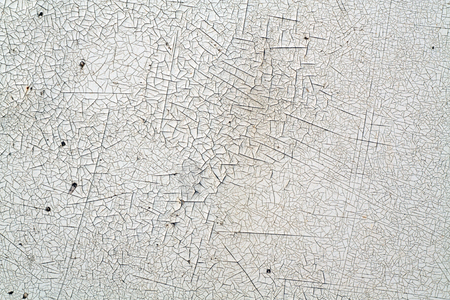 Crack and damage on painted texture. Abstract background and texture for design.