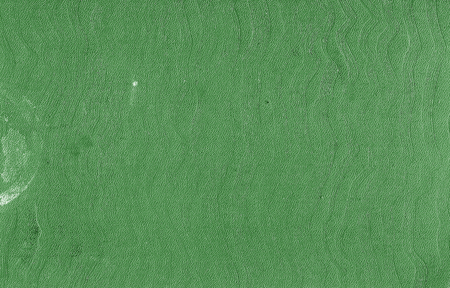 Old grungy canvas pattern with dirty spots in green color. Abstract background, texture, surface for any design. Stock Photo