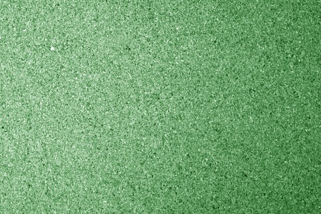 Natural cork texture in green color. Abstract background and texture for design.