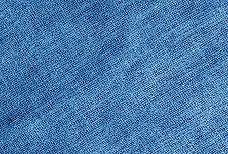 Linen cloth texture in navy blue color. Abstract background and texture for design. Stock fotó