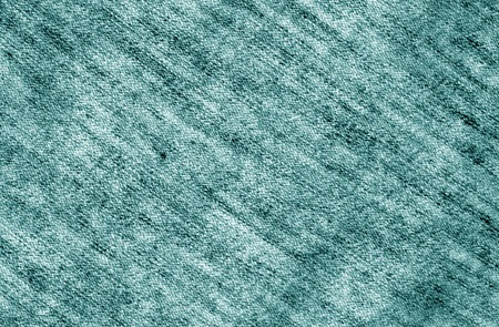 Sack cloth texture in cyan color. Abstract background and texture for design.