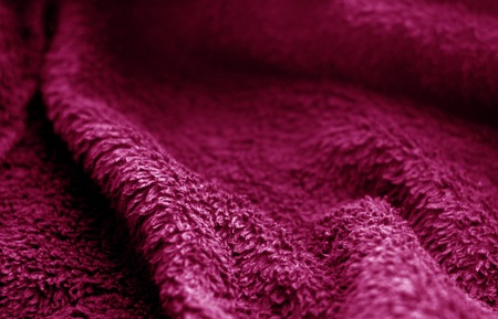 Sack cloth texture with blur effect in pink color. Abstract background and texture. 免版税图像