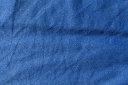 Blue color sack cloth texture. Abstract background and texture. Banque d'images