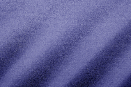 Plastic glittering texture in blue tone. Abstract architectural background and texture for design. Banco de Imagens