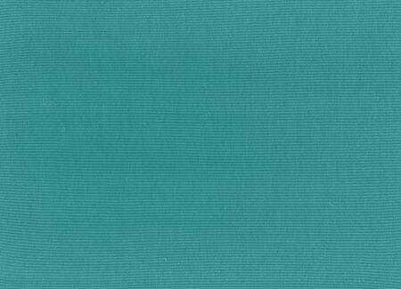 Texture de tissu de coton de couleur cyan. Abstrait et texture.