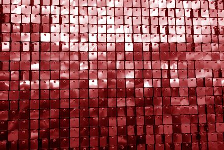 Glittering background in red tone. Abstract background and texture for design. Stock fotó
