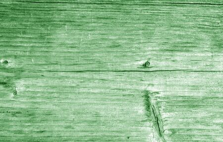Wooden board texture in green color. Abstract background and texture for design.