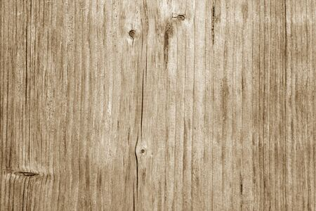Wooden board texture in brown tone. Abstract background and texture for design. Stock Photo