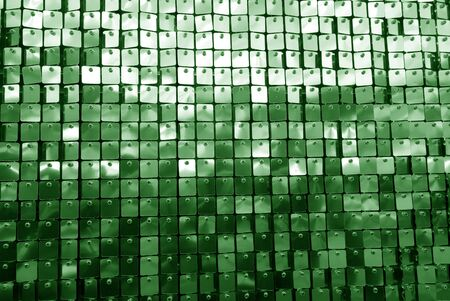 Glittering background in green tone. Abstract background and texture for design. 版權商用圖片