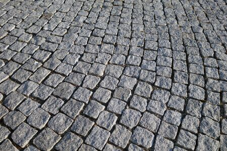 Stone pavement texture. Abstract background and texture for design.