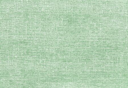 Canvas pattern in green tone. Abstract background and texture for design. Stock fotó