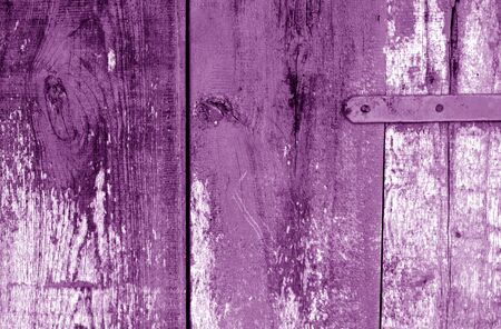 Grungy wooden planks background in purple color. Abstract background and texture for design. Stock fotó