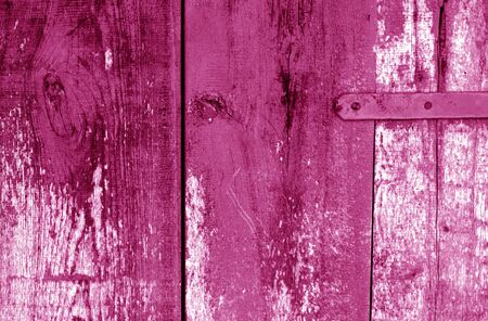 Grungy wooden planks background in pink color. Abstract background and texture for design. Stock fotó