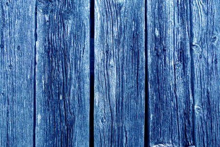 Weathered rustic wood planks with nails. Background and texture for design