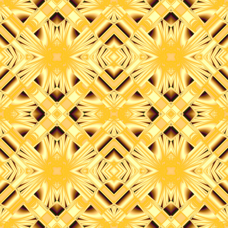 rhombic: stylish seamless pattern of randomly ordered elements rhombic structure noble color classic living room
