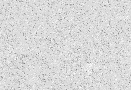 chaotic hatching in the style of Doodle for backgrounds and textures seamless pattern with elements of volume Ilustrace