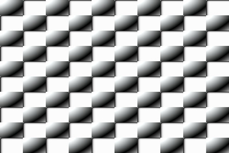 Glossy seamless vector pattern in the checkerboard surround elements for design of web banners and promotional leaflets