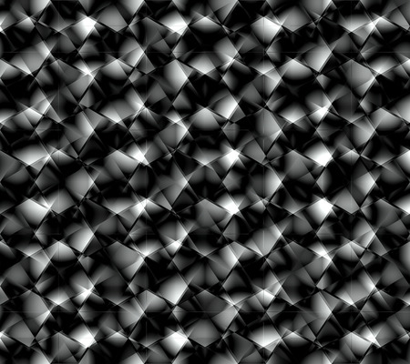 Abstract seamless pattern simulating a fine-grained abrasive surface of sandpaper or some kind of complex crystalline lattice of dark color Çizim
