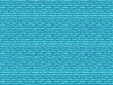 Bright colorful seamless pattern. Small drops of water on the blue surface.