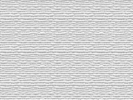 Light abstract seamless pattern. Wavy uneven surface of small pieces of paper.