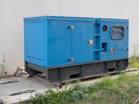 industrial diesel generator electrical equipment as backup solution for critical needs like hospitals, continuous production.